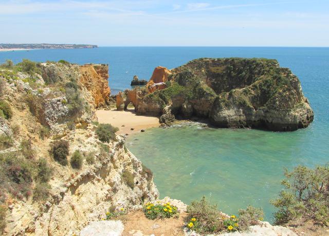 Foto: Eine unvergessliche Landschaft zwischen Alvor und Praia da Rocha