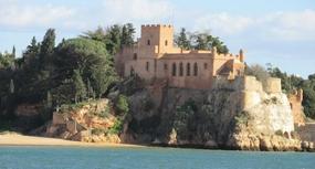 Foto: Ferragudo Castelo de São João do Arade