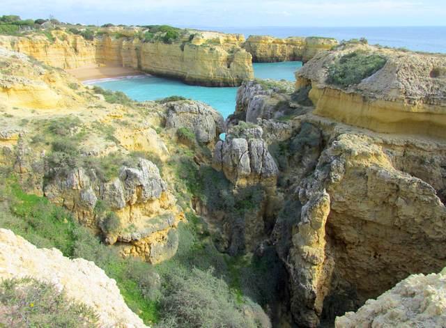 Algarve Wanderreise, Albufeira Wanderung