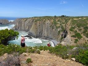 Algarve-Wanderreise-Wanderung-Aljezur