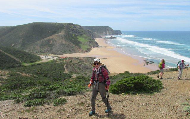 Wanderreise Algarve, Wanderung bei Vila do Bispo