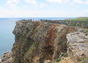 Wanderreisen, ursprüngliche Landschaft an der Südküste der Algarve