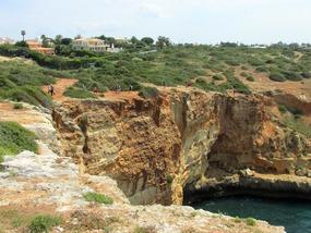 Foto: Eine Wanderwoche an der Algarve, Richtung Ferragudo
