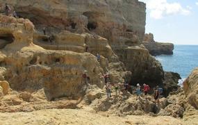 Foto: Algarve bei einer Wanderwoche