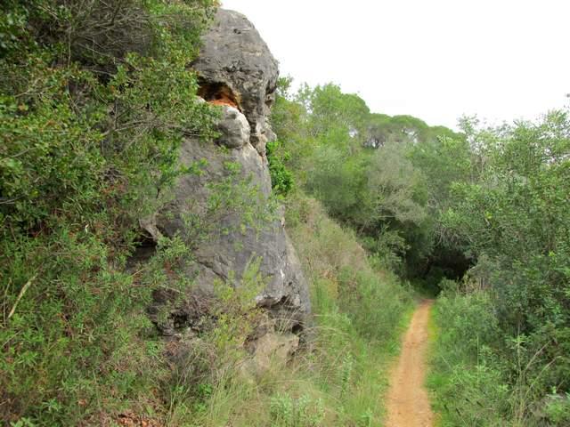 Algarve-Wanderung-Bolequeime-Paderne