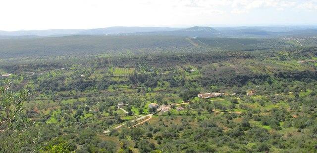 Foto: Ausblick vom Rocha da Pena