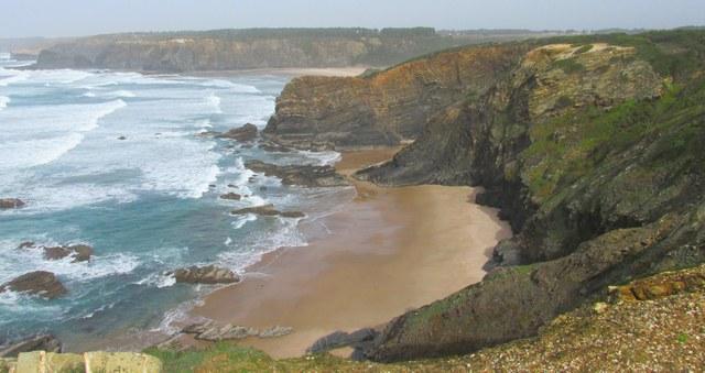 Foto: Die Westküste der Algarve
