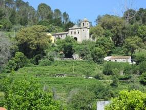 Ausflug in die Serra de Monchique, das Konvent