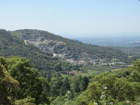 Ausflug in die Serra de Monchique