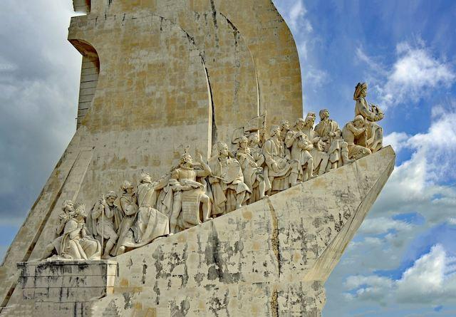 Foto: Denkmal für Heinrich dem Seefahrer in Lissabon