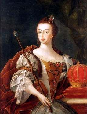 Foto: Königin D.Maria II