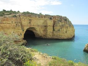 Klippenwanderung-Algarve
