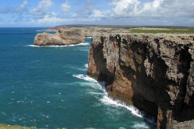 Foto: Am Cabo de São Vicente in Sagres
