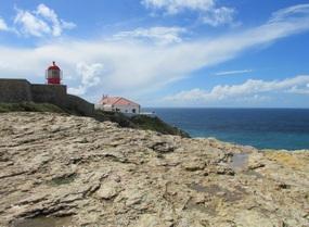 Foto: Das Cabo de São Vicente bei Sagres