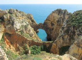 Portugal-Algarve-Sehenswürdigkeiten-Ponta-Piedade