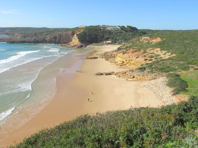 Portugal-Algarve-Strand-praia-zavial