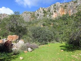 Portugal Algarve Wanderung am Rocha da Pena