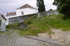 Kirche São Sebastião in Monchique