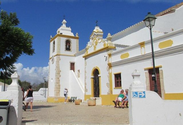 Kirche von Alvor