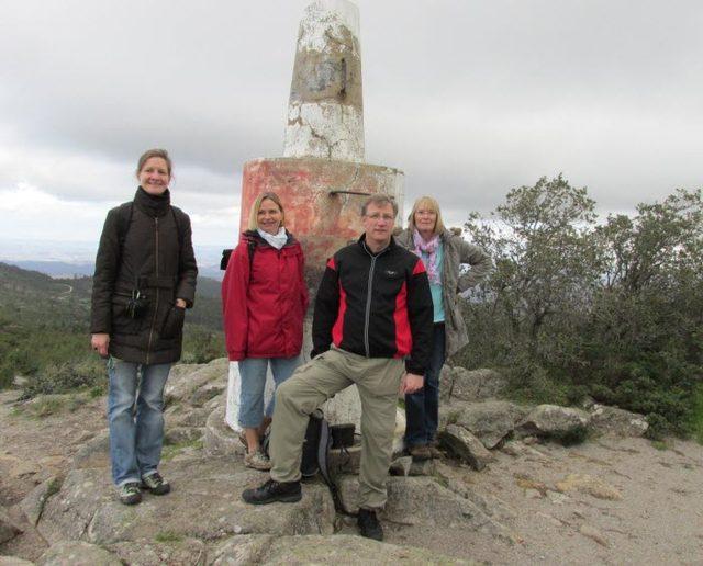 Serra-de-Monchique-Picota-Gipfelfoto