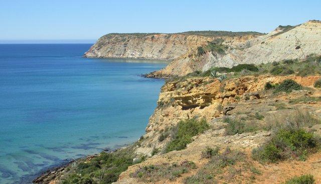 Küste-Wanderung-Algarve-Burgau-Luz-Lagos