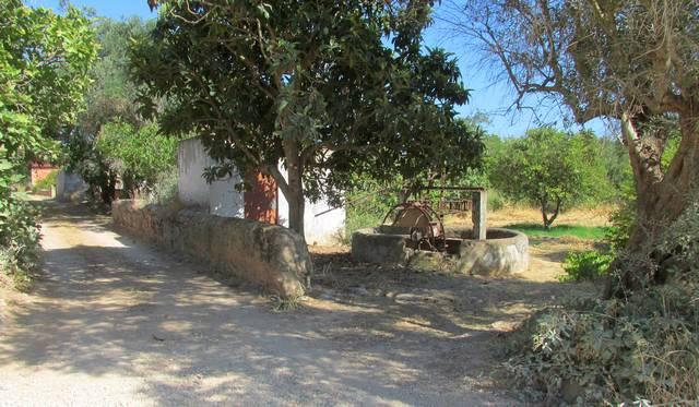 Algarve Wandern bei Paderne