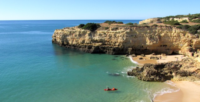 Foto Wetter juli 2020 Algarve