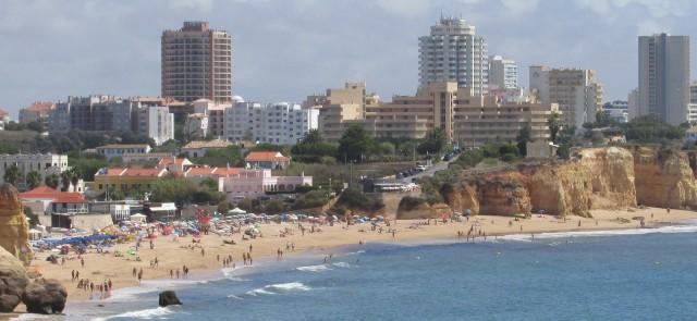 Foto Strand Portimão: Praia do Vau