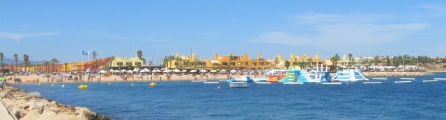 Foto Strand Portimão: Der Praia da Marina