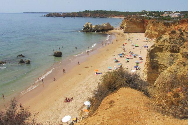 Foto Strand Portimão: Der Praia do Amado