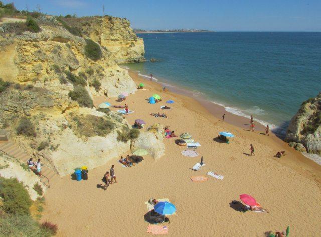Foto: Strand Praia das Beijinhos