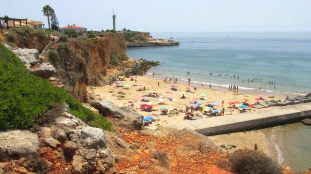 Foto: Der Strand Praia do Molhe