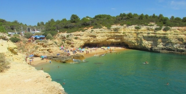 Wetter-Algarve-August-2021-Praia