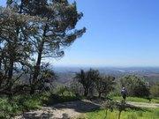 Fotos Algarve Wandern, vom Foia nach Caldas de Monchique