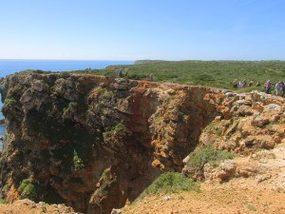 Wanderung von Sagres nach Figueira durch die ursprüngliche Algarve