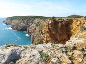Die Algarve-Südküste Wanderung von Sagres nach Figueira