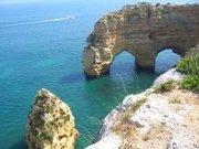 Algarve-Wanderung von Carvoeiro nach Armacao