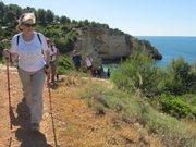Algarve Wanderung von Carvoeiro bis Ferragudo