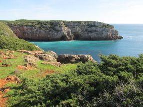 Wanderung an der Südküste von Sagres nach Figueira