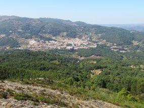 Feedback zur Wanderung, Aussicht auf Monchique