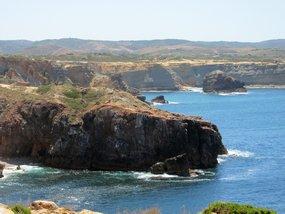 Die Westküste bei Carrapateira