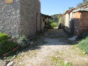 Altes Haus auf dem Weg nach Caldas de Monchique