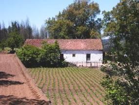 Bauernhaus beim Wandern in der Serra de Monchique