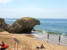 Die steinerne Welle eine von vielen Gebilden bei dieser Wanderung