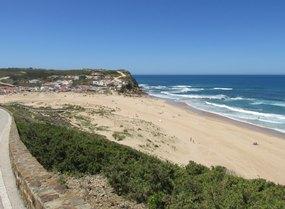 Der Strand von Monte Clerigo