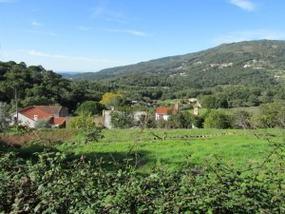 Bauernschaft beim Wandern im Monchiquegebirge zum Picota