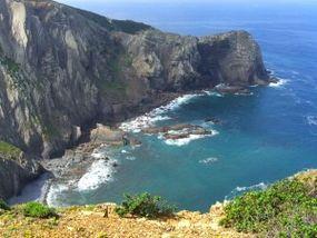 Wanderung bei Vila do Bispo, Aussichtspunkt