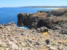 Ein einzigartiger Küstenverlauf