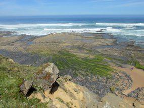 Das Naturschtusgebiet an der Westküste